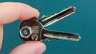 3 incredible ideas with Keys
