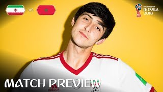 Sardar Azmoun (IR Iran) - Match 4 Preview - 2018 FIFA World Cup™