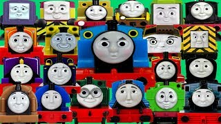 THOMAS AND FRIENDS STRONGEST ENGINE Trackmaster Compilation|Thomas & Friends Toy Trains