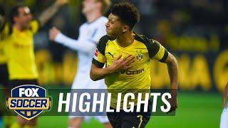 Borussia Dortmund vs. Bayer Leverkusen | 2019 Bundesliga Highlights