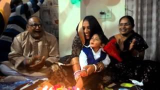 Ashu son birthday