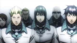 Terra formars - Full épisode 1 : Symptom – Mutation