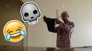 CHEATING PRANK ON BOYFRIEND!!! *HE BRINGS OUT A KNIFE😭*