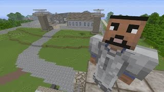Minecraft Xbox - The Walking Dead - Hunger Games