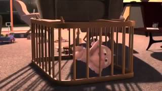 Jack Jack Attack (Incredibles) - Pixar Animation