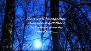 LINDA RONSTADT/JAMES INGRAM - SOMEWHERE OUT THERE