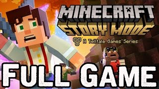 Minecraft Story Mode Episode 4 Full Game Walkthrough No Commentary