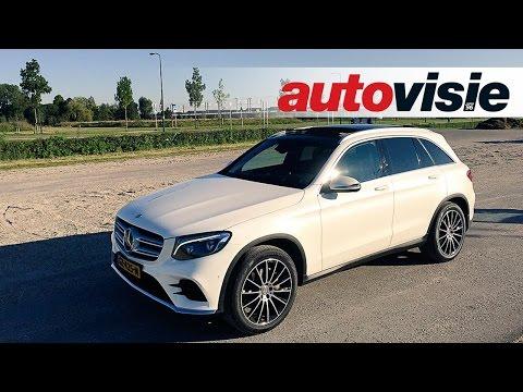 Mercedes Benz GLC 2015 review by Autovisie TV