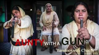 Aunty With A Gun