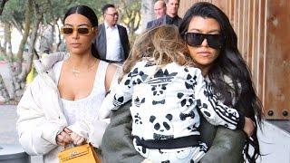 Kim And Kourtney Kardashian Celebrate Late Father Robert Kardashian