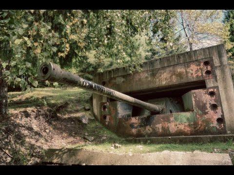 Tarn Bunker Charioteer an der Donau Lost Places #013