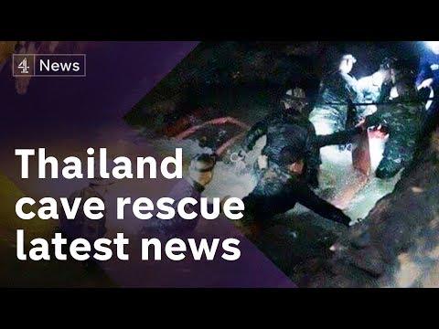 Xxx Mp4 Thailand Cave Rescue Latest Diver Dies As Rescue Efforts Intensify 3gp Sex