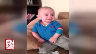 Ağlayan bebeğin tulum sesine tepkisi