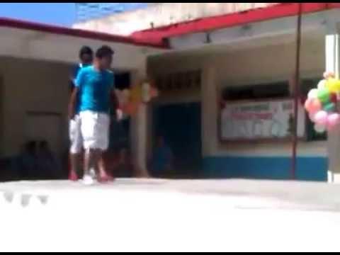 coco bailando en la CREACIÓN ANACO