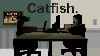 Catfish | Online Dating | Roblox Movie