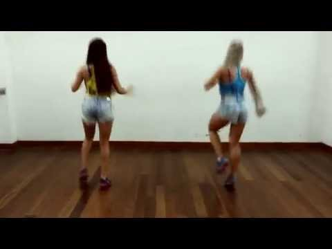 Coreografia Na Ponta ela Fica Coreógrafa Carla Viviane