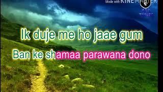 Samay Tu Dheere Dheere Chal HD KARAOKE WITH FEMALE VOICE BY AAKASH