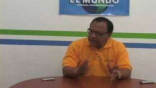 Diario El Mundo - Entrevista a Alejandro Olivares Cortés