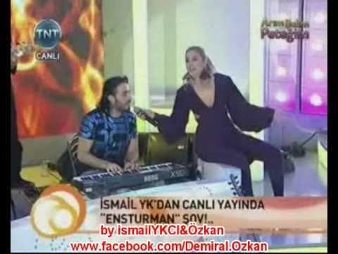 İsmail YK Arım Balım Peteğim Enstrüman Show Yepyeni 06.04.2011