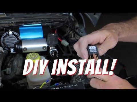 ARB Air Compressor Review and Install for a Jeep Wrangler JK
