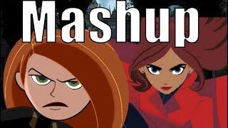 Kim Possible + Carmen Sandiego Opening Theme mashup