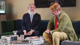 Lichtenstein und Knigge - im höflichen Gespräch