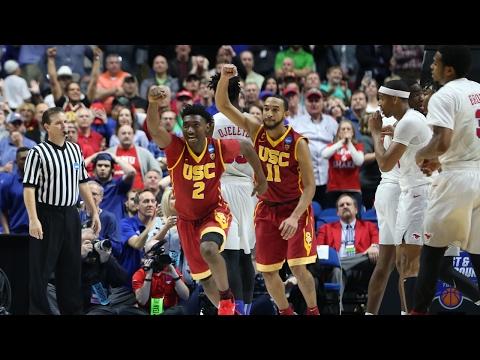 First Round USC shocks SMU