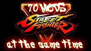 Street Fighter V PC mods - My MOD COLLECTION