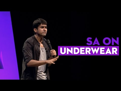 Underwears and Indian dressing sense - Aravind SA - Madrasi Da
