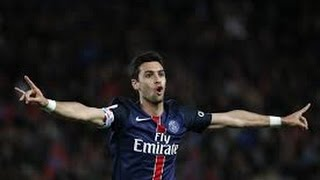 Javier Pastore - Skills & Goals - PSG - 2015/16 HD