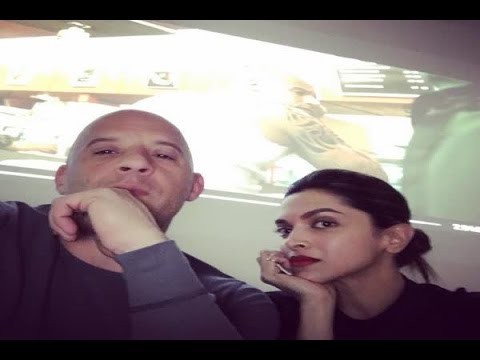 In Graphics:          Is Deepika Organizing A Private Party For Vin Diesel In Mumbai?