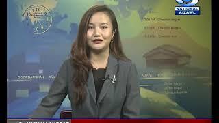 DD News Aizawl, 26 May, 2019 @ 3:00 PM