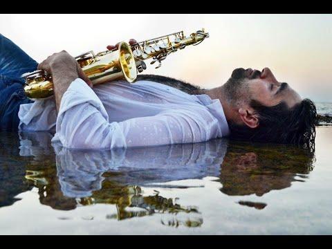 (Mohmmad diab-Arabic saxophone) محمد دياب-عزف مقطع ساكسوفون شرقي