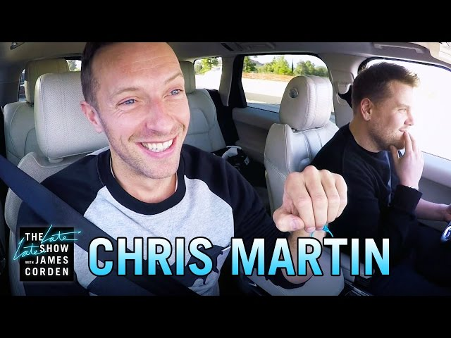Chris Martin Auto-Karaoke