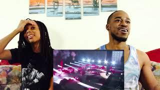 Kendrick Lamar's 2018 Grammy Performance! Epic!! (Th&Ce Reaction )