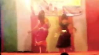 village girls' bangla dance || Bangladesh||