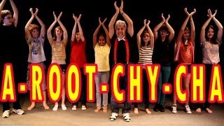 A Root Chy Cha (Tooty Ta Dance Children's Song) Kids Song by The Learning Station