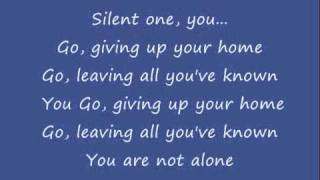 Linkin Park - Not alone (Lyrics)
