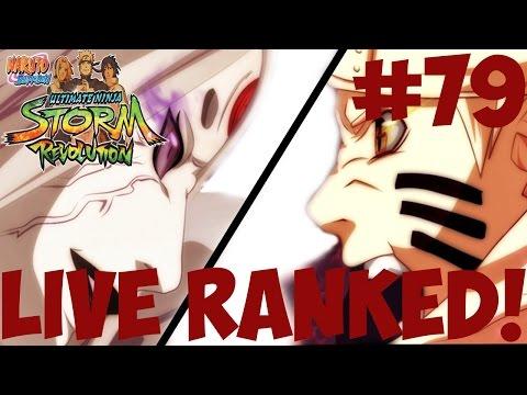 Naruto Storm Revolution: Surprise Motherf*cker! Live Ranked Ep.79