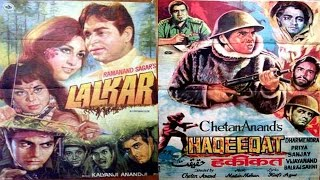 Top 10 Bollywood Movies on Indo-Pak War