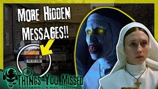 34 Things You Missed In The Nun (2018)