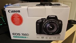 unboxing canon 700d india bought from paytm in cheap price