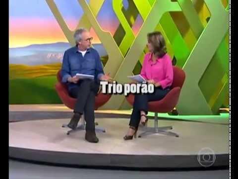 Globo Rural Comedouro de galinhas sem desperdícios