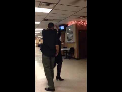 Tia Jerome ballroom dancing