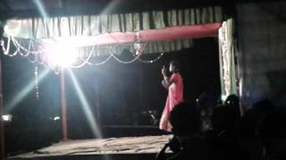 santali stage hot dance by girls