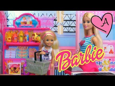 Xxx Mp4 Juguetes De Barbie En Español Para Niñas Jugando Con Muñecas En El SUPERMERCADO DE BARBIE 3gp Sex