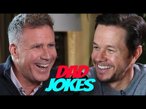 You Laugh You Lose Will Ferrell vs. Mark Wahlberg