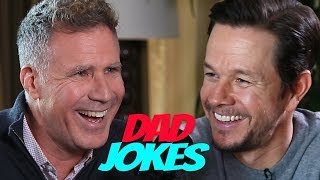 You Laugh, You Lose: Will Ferrell vs. Mark Wahlberg