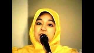 Dr. Aafia Siddiqui Speech 1991 Houston