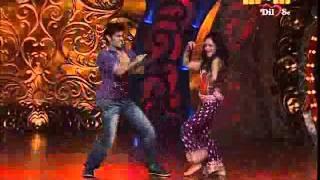 Nachle Ve Season 3 Cute Girls Performing dance on MadhuBala & Saroj Khan Dance Guru.flv